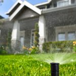 new home sprinkler system utah
